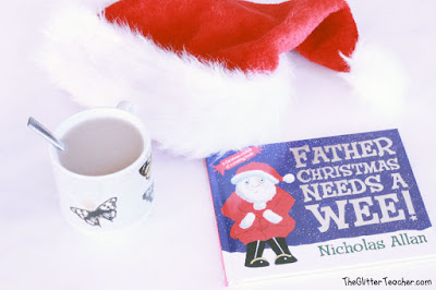 Cuentos en inglés: Father Christmas needs a Wee