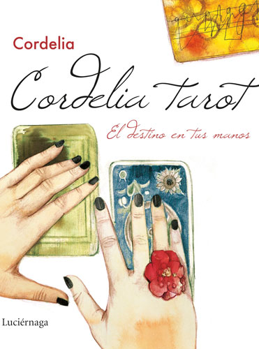 Portada libro Cordelia tarot (Ed. Luciérnaga)