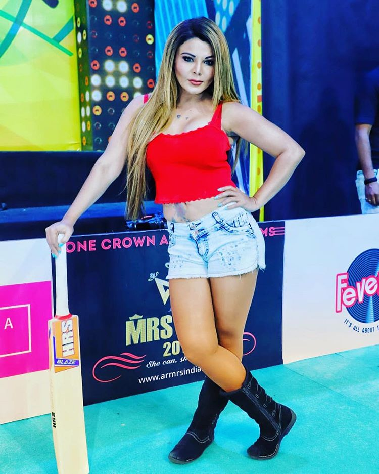 TV show Rakhi Sawant Photo