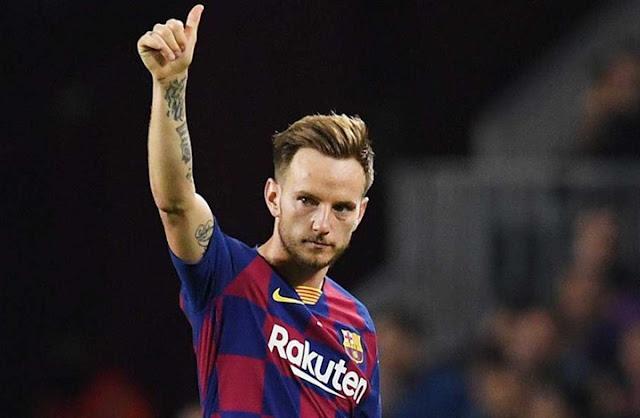 برشلونة يبخر أحلام راكيتيتش