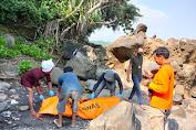 Nelayan Menemukan Mayat Tak Dikenal di Pinggir Pantai Cisela