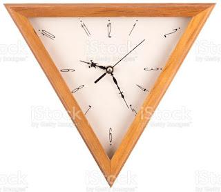 jam segitiga