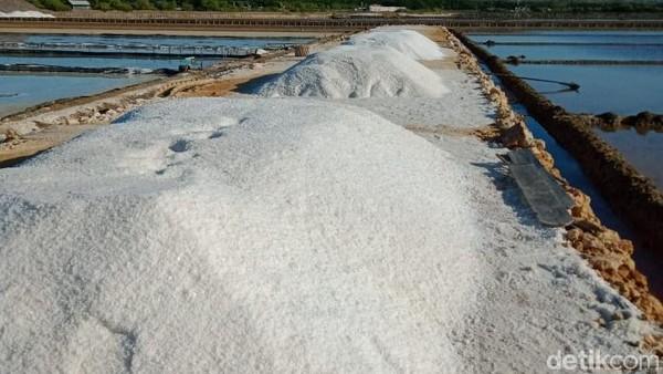 Mengapa RI Masih Rajin Impor Garam?