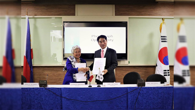 DepEd Signed a Memorandum to Include Korean Language in Public High School