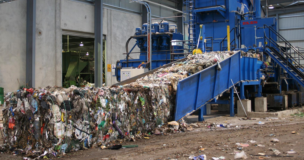 Tầm quan trọng của việc xử lí rác thải công nghiệp