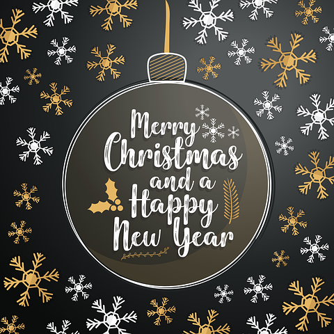 Merry Christmas Greeting Wishes