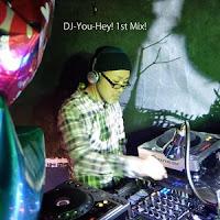 DJ-You-Hey! さんの初めてのDJミックス作品です。