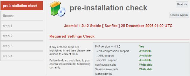 Configurasi  WEB Server Debian 5
