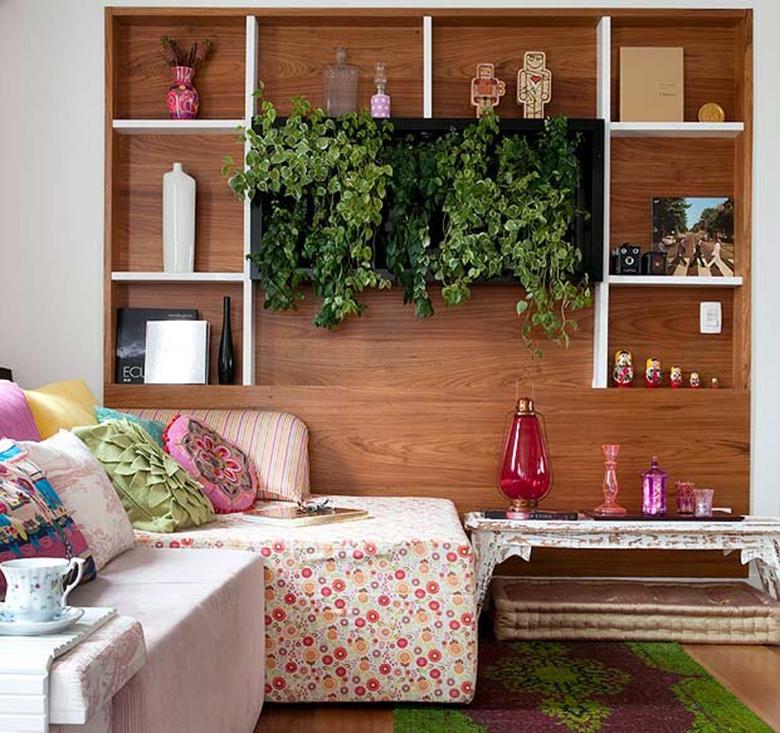 ideias de jardim para apartamento: : Lindas ideias para jardim suspenso e jardim vertical – apartamento