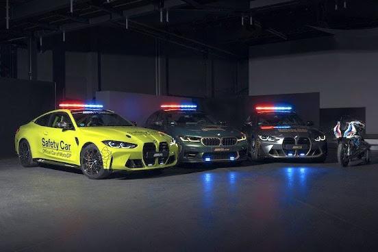 3 Mobil Keamanan Baru MotoGP