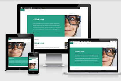 Template blog: Green Notable re-design