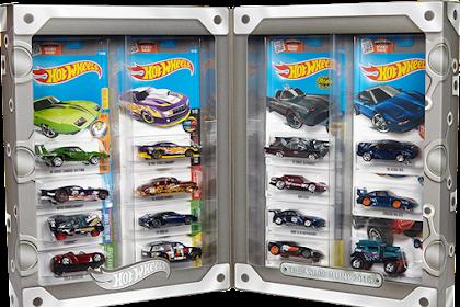 2016 Super Treasure Hunt Set Tersedia di Hot Wheels Collector