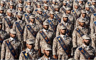 Terungkap Iran Dukung Konvoi Teroris Asing di Suriah