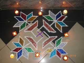 Diwali Diya Decoration Ideas