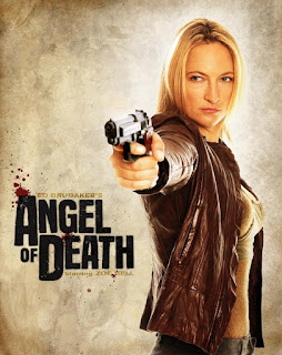 ANGEL OF DEATH, zoe bell, jaquette, action, tueuse, Paul Etheredge