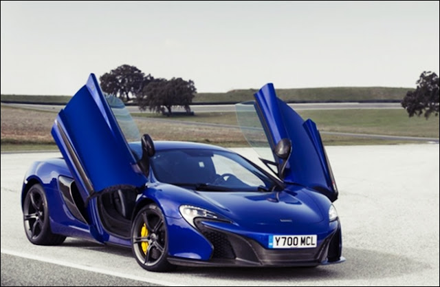 2018 McLaren P14 Price, Review, Release date, Specs, Spy Photos