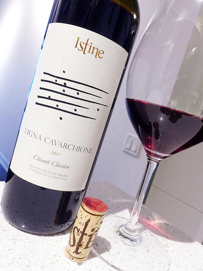 Istine Vigna Cavarchione Chianti Classico 2017 (92 pts)