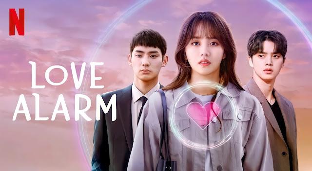 Love Alarm | Netflix revela pôsteres para 2ª temporada o k-drama