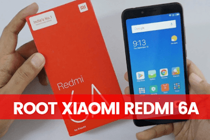 √ Root Xiaomi Redmi 6A with SuperSU & Install TWRP Recovery (GUIDE)