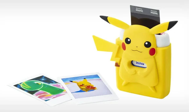 Fujifilm Instax Mini Link Nintendo Printer
