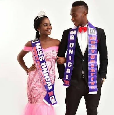 Mr & Miss Unical Rerun sets to hold on 19th March as Okeke Walter apologizes for irregularities