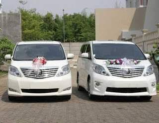 Rental Wedding Car Madiun