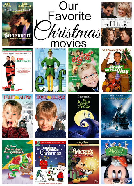 favorite Christmas movies, family Christmas movies