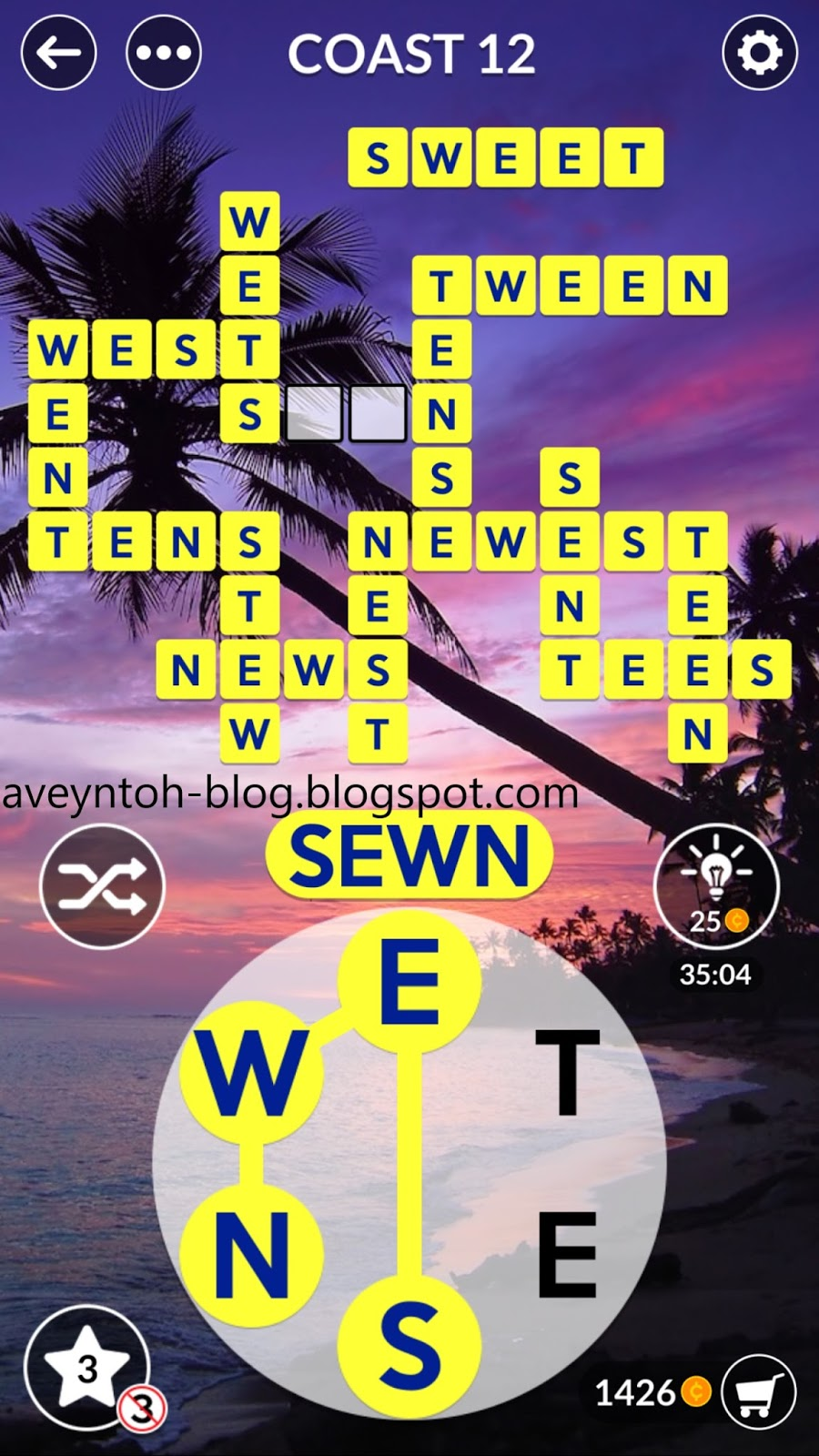 Fresh 8 Wordscapes Coast