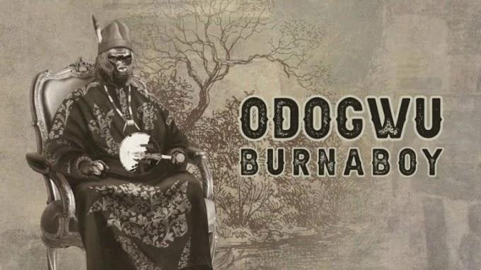 Download Instrumental:- Burna Boy – Odogwu (Remake By Eazibitz)
