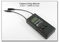 CP1100: Camera Delay Module (0.0001 - 9.9999 seconds)