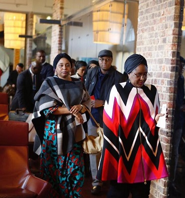 "Aisha Buhari Heads to Belgium, to Deliver Speech on ""Role of Women in Global Security"