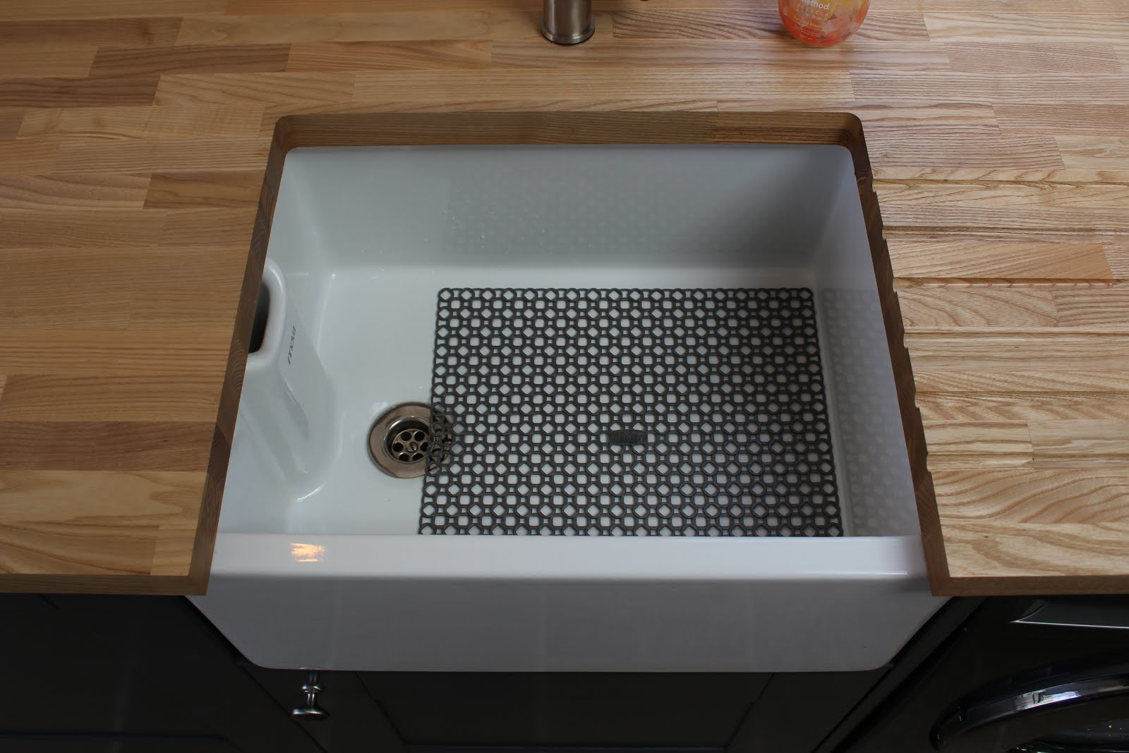 Belfast Sink Cut Out Worktop-Express