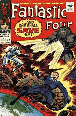 Fantastic Four #62, Blastaar