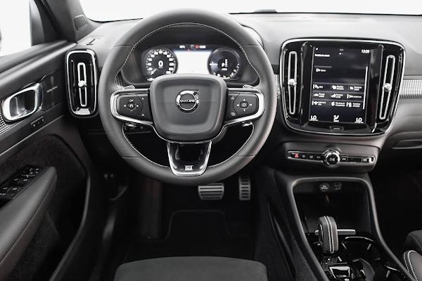 Volvo XC40 híbrido 2021: fotos, preços, versões especificações - Brasil