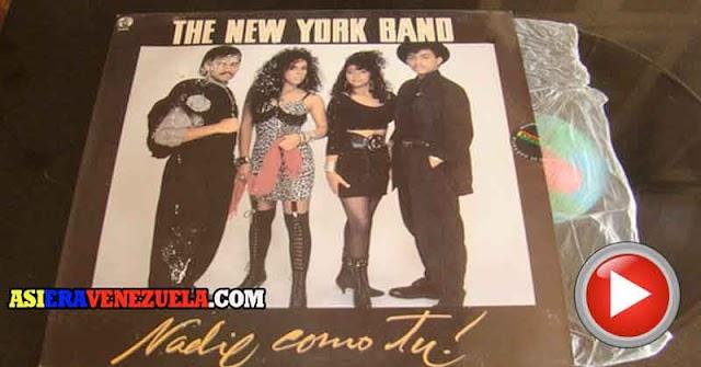 New York Band - La orquesta que sacudió a Venezuela en los 80