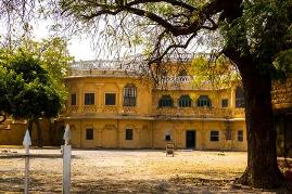 Rai Ka Baag palace jodhpur