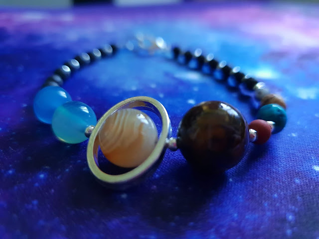 solar-system, bracelet, leviko-designs