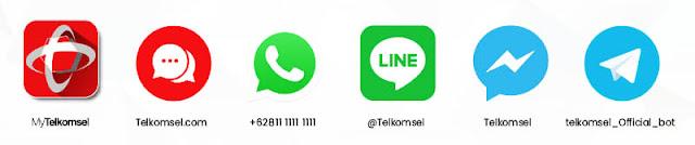 Tanya Veronika Asisten Virtual Untuk Pengguna Telkomsel