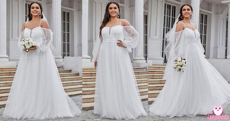 Plus Size Wedding Dresses - Top 6 Most Beautiful