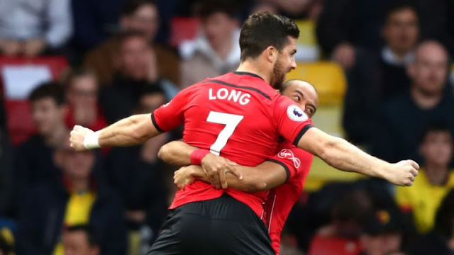 Southampton Shane Long Premier League Fastest Goal
