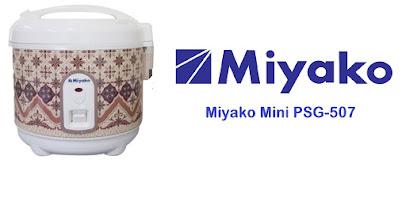 Rice cooker New Miyako Mini PSG-507