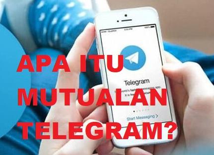 Apa Itu Mutualan Telegram? Baca Penjelasannya