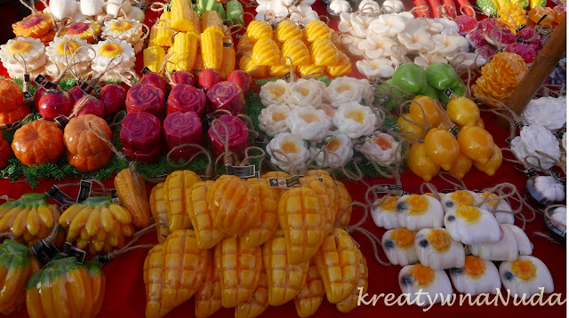 niedziela, targ, Chiang Mai, Tajlandia…