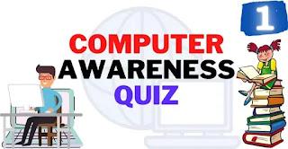 Computer Awareness Quiz 2020