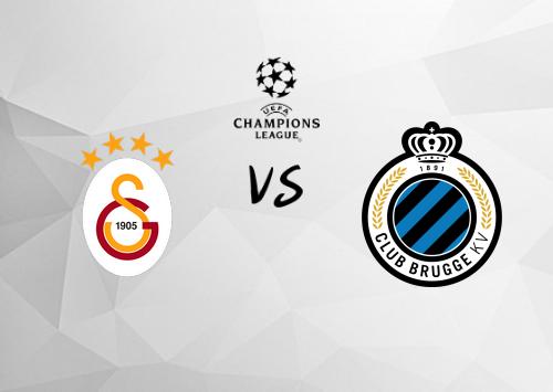 Galatasaray vs Brujas  Resumen
