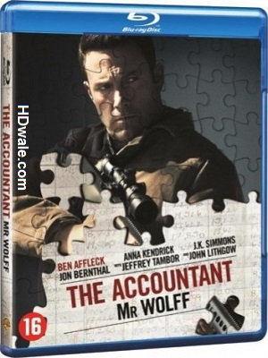 The Accountant Full Movie Download (2016) 1080p & 720p BluRay
