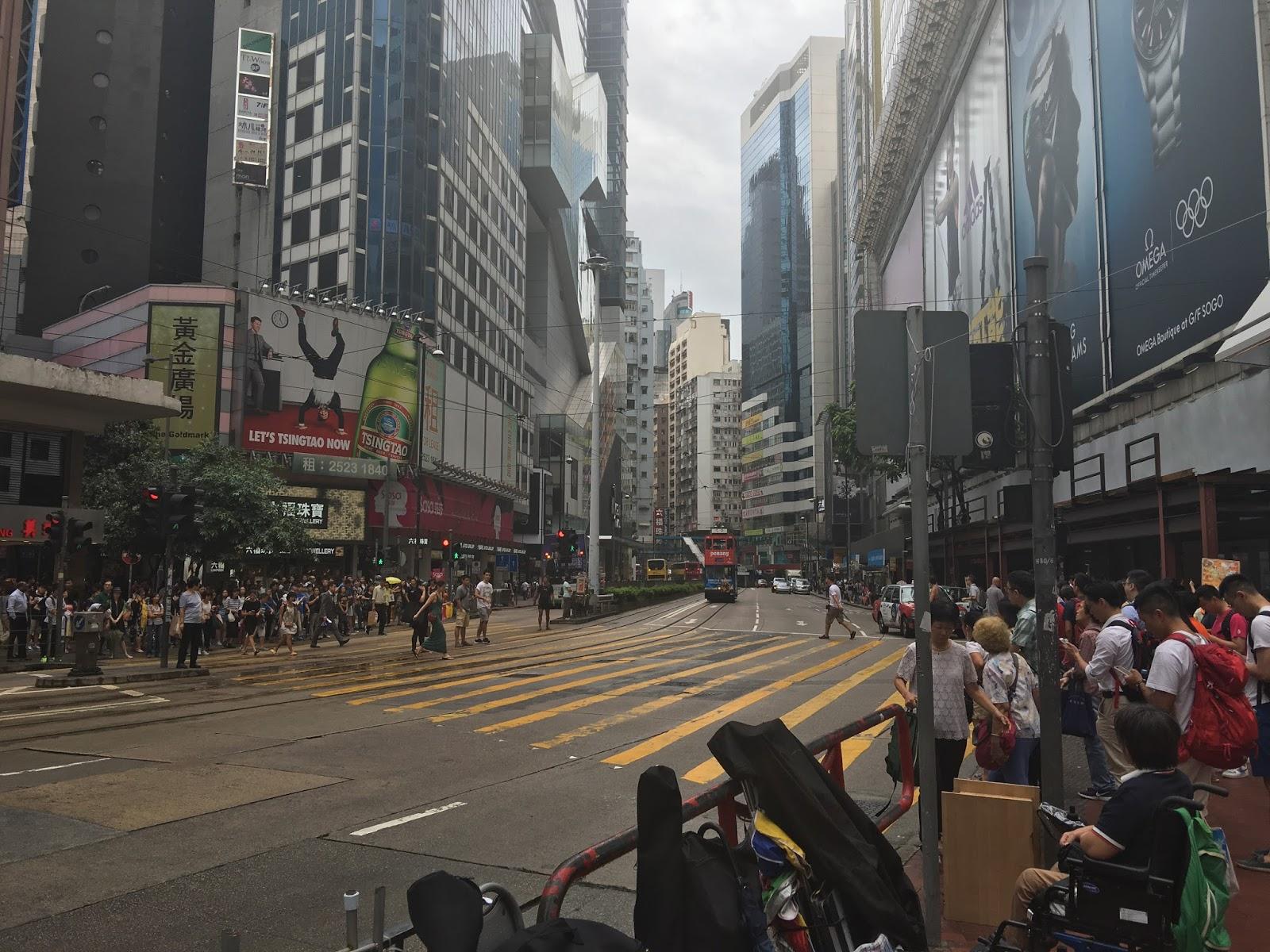 Causeway Bay Hong Kong - Aspiring Londoner