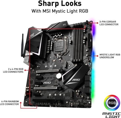Review MSI MPG Z390 Gaming Edge AC Gaming Motherboard