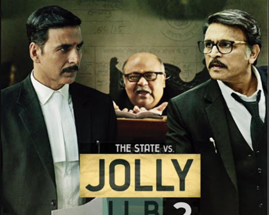 Jolly LLB 2 (2017) Review