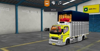 Mod Truck Canter Standard Minimalis